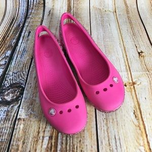 0d8e47da1358 CROCS Shoes - CROCS Genna II Hearts GS